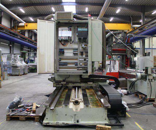 Reparation af CNC maskine